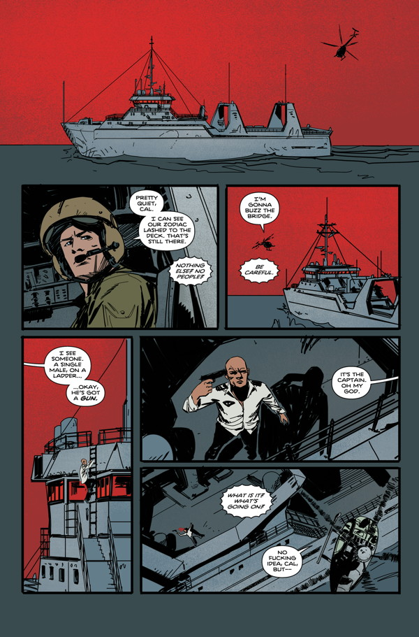 The massive ninth wave volume 1 tpb profile dark horse comics preview ccuart Image collections