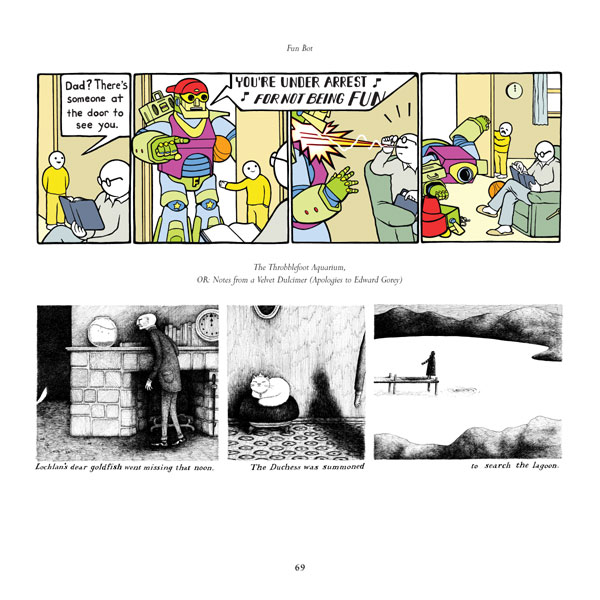 Perry Bible Fellowship: The Trial of Colonel Sweeto and Other Stories HC  @TFAW com