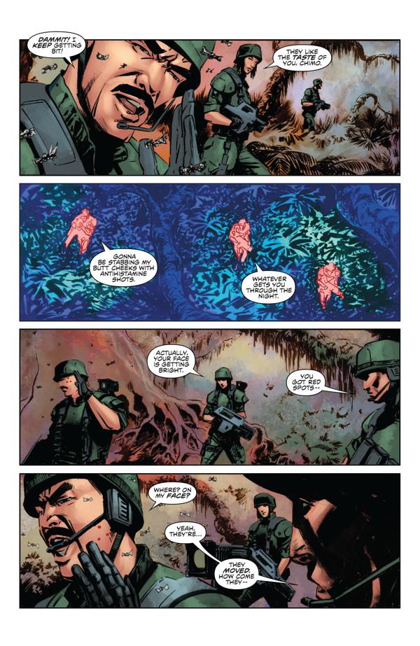 Predator Life And Death Tpb Profile Dark Horse Comics