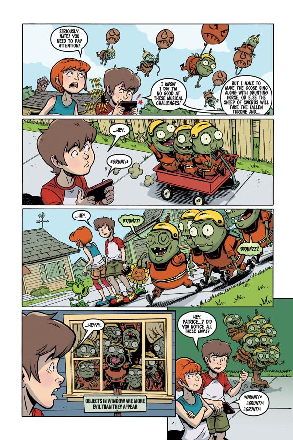 Plants vs  Zombies: Garden Warfare #1 :: Profile :: Dark