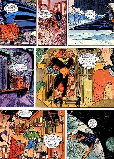 Rocco Vargas Hc Profile Dark Horse Comics