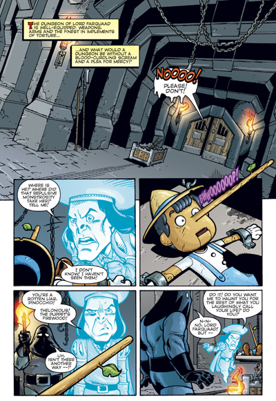 Shrek TPB :: Profile :: Dark Horse Comics