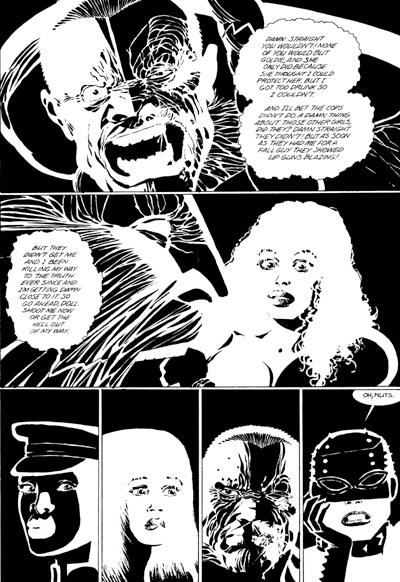 Frank Miller S Sin City Volume 1 The Hard Goodbye 2 Nd