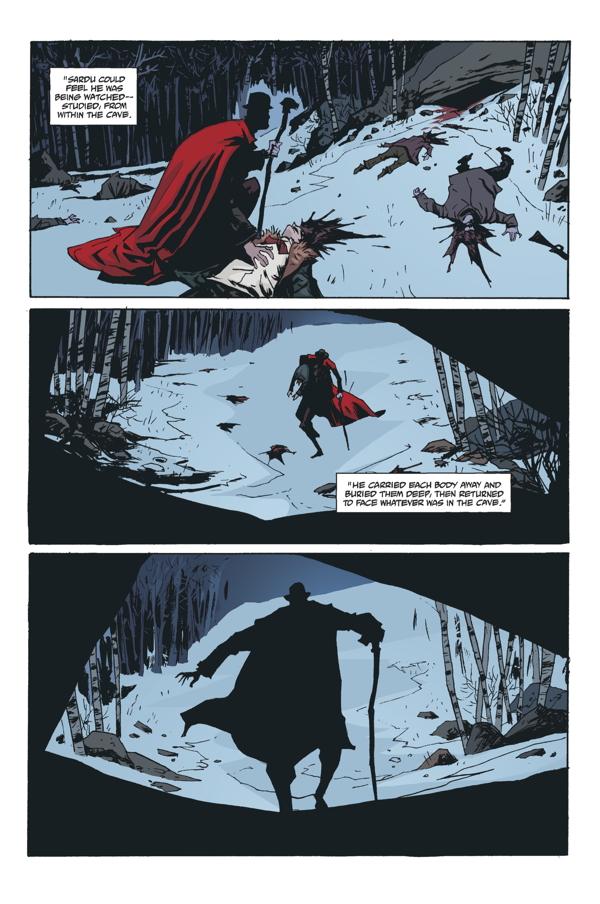 The Strain Book One HC :: Profile :: Dark Horse Comics