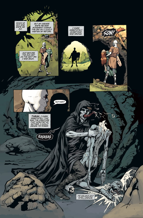 The Strain: Mister Quinlan--Vampire Hunter #1 :: Profile ...