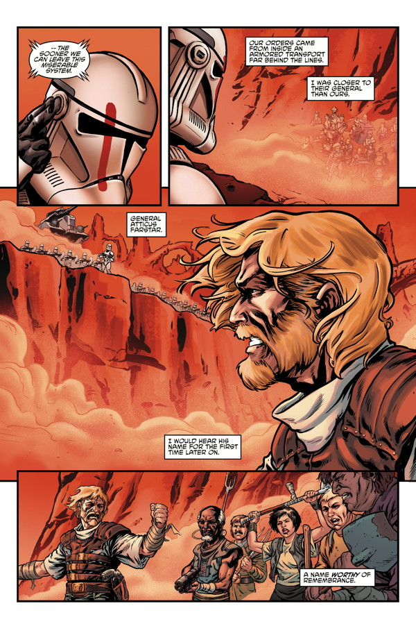 Star Wars: Darth Vader and the Cry of Shadows #3 :: Profile