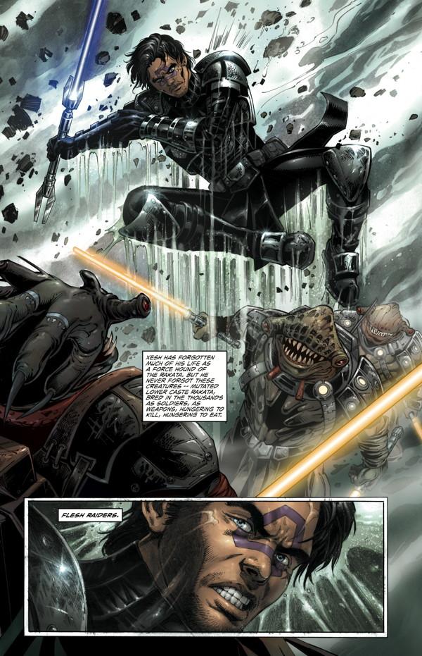 Star Wars: Dawn of the Jedi—Force War #1 :: Profile :: Dark