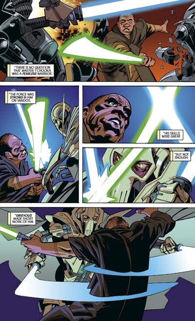 Star Wars: General Grievous TPB :: Profile :: Dark Horse