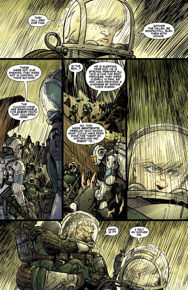 star wars  invasion u2014rescues  6    profile    dark horse comics