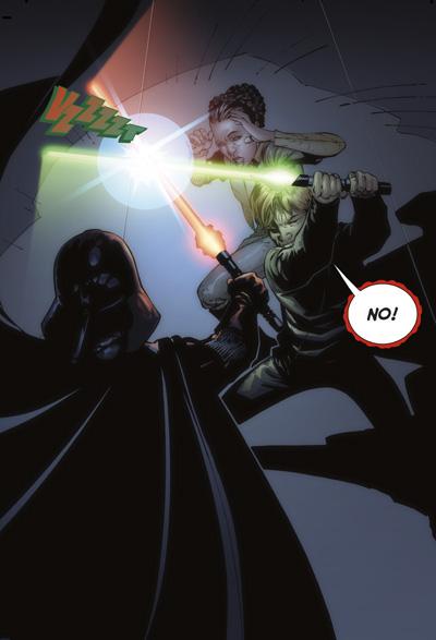 Star Wars Infinities Return Of The Jedi 4 Of 4
