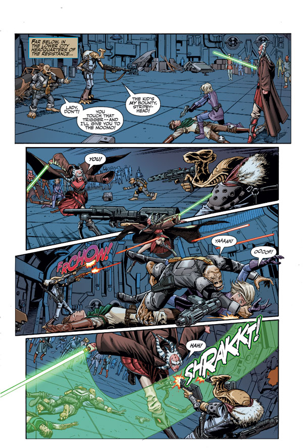 Star Wars Knights Of The Old Republic 23 Knights Of