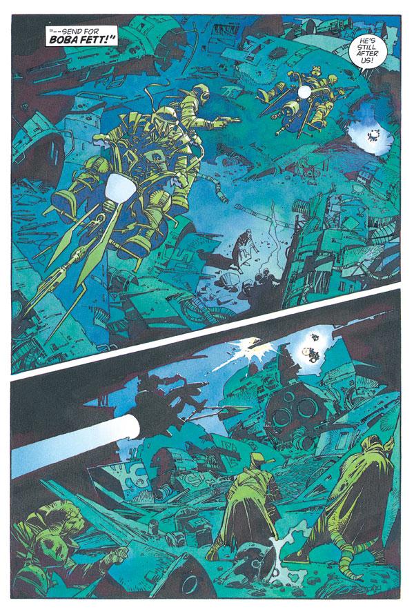 Star Wars Omnibus  Boba Fett    Profile    Dark Horse Comics