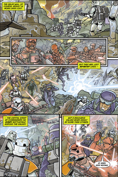 Star Wars Empire 36 The Wrong Side Of The War Part 1 Of