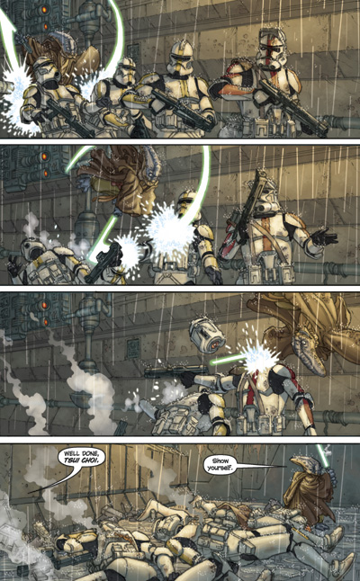 Star Wars Purge Tpb Profile Dark Horse Comics