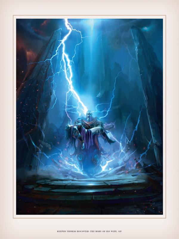 World Of Warcraft Chronicle Volume 1 Profile Dark