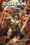 Conan and the Songs of the Dead TPB