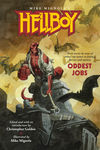Hellboy: Oddest Jobs (Novel)