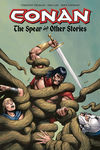 Conan: The Spear and Other Stories TPB