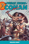 Savage Sword of Conan Volume 8 TPB