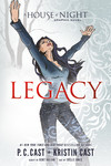 Legacy: A House of Night Graphic Novel TPB