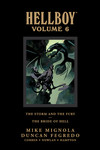 Hellboy Library Edition Volume 6: The Storm and the Fury and The Bride of Hell HC