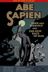 Abe Sapien Volume 3: Dark and Terrible and the New Race of Man TPB