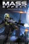 Mass Effect: Foundation Volume 3 TPB