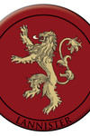 Game of Thrones Embroidered Patch: Lannister