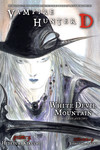 Vampire Hunter D Volume 22: White Devil Mountain Parts 1 and 2 (Novel)