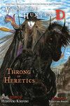 Vampire Hunter D Volume 24: Throng of Heretics (Novel)