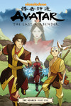 Avatar: The Last Airbender Volume 4 TPB - The Search Part 1