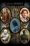 Game of Thrones Magnet Set: Characters 2