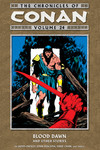 Chronicles of Conan Volume 24: Blood Dawn and Other Stories TPB