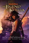 Legend of Korra: The Art of the Animated Series HC Book Three - Change