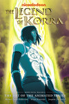 Legend of Korra: The Art of the Animated Series HC Book Four - Balance