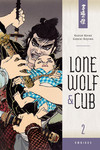Lone Wolf and Cub Omnibus Volume 2 TPB - nick & dent