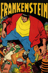 Frankenstein: The Mad Science of Dick Briefer HC