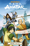 Avatar: The Last Airbender Volume 7 TPB - The Rift Part 1 - nick & dent