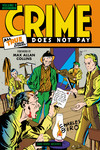 Crime Does Not Pay Archives Volume 9 HC