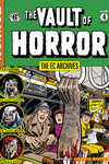 EC Archives: The Vault of Horror Volume 4 HC