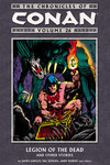 Chronicles of Conan Volume 26: Legion of the Dead and Other Stories TPB