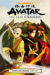 Avatar: The Last Airbender Volume 10 TPB - Smoke and Shadow Part One
