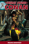 Savage Sword of Conan Volume 17 TPB