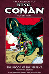 Chronicles of King Conan Volume 9: The Blood of the Serpent and Other Stories TPB