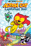 Aw Yeah Comics!: Action Cat and Adventure Bug TPB