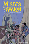Misfits of Avalon Volume 3: The Future in the Wind TPB