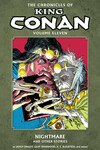 Chronicles of King Conan Volume 11: Nightmare and Other Stories TPB