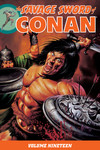 Savage Sword of Conan Volume 19 TPB