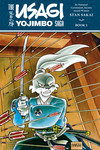 The Usagi Yojimbo Saga Volume 1 TPB - nick & dent