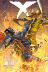 X Volume 5: Flesh and Blood TPB